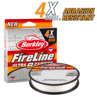 Berkley FireLine Ultra 8 Carrier Crystal 150M 17LB  image