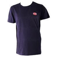 PENN Fishing T-Shirt Navy Blue Shield Small image