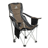 Mammoth High Back Chair Brown image