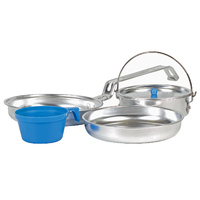 Elemental Aluminium Mess Kit 5 Piece image