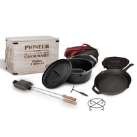 Campfire Cast Iron Boxed Set - 9 Piece image