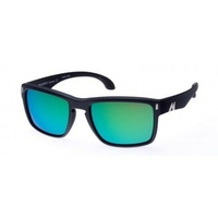 Mako GT Rose Glass Green Mirror Sunglasses image