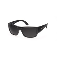 Mako Sunglasses Covert Matte Black/PC Grey Polarised Lenses image