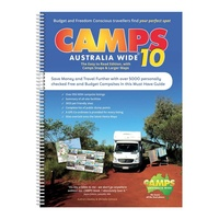 Camps Australia Wide 10 with Camp Snaps Easy Read image