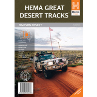 Hema's Great Desert Tracks Simpson Desert image