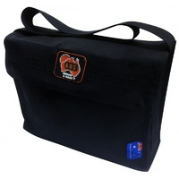 AOS Canvas Tool Bag Standard Black image