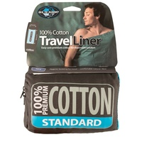 SEA TO SUMMIT PREMIUM COTTON TRAVEL LINER image
