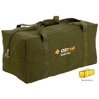 OZtrail Canvas Duffle Bag Large image