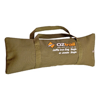 OZtrail Canvas Jaffle Iron Single or Jumbo Single Bag image