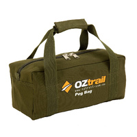 OZtrail Canvas Tent Peg Bag image