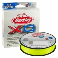 Berkley X9 Braid Fishing Line 150M and 300M image