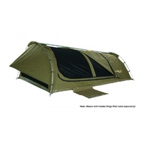 Oztrail Mitchell Discovery Double Khaki Swag image