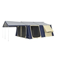Oztrail Canvas Cabin Tent 15 x 16 image