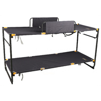 OZtrail Deluxe Double Bunk Bed image