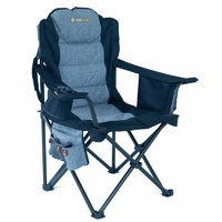 Oztrail Big Boy Chair Black image