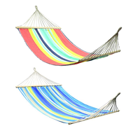 OZtrail Double Hammock with Timber Rails image