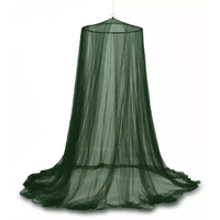 OZtrail Mozzie Net Green Queen Bell style image