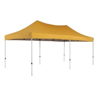 OZtrail Deluxe Gazebo Canopy 6 x 3 Yellow image