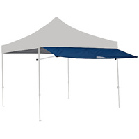 OZtrail Removable Gazebo Awning Kit 2.4 Blue image