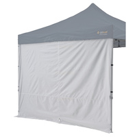OZtrail Gazebo Solid Wall Kit 3.0 with Centre Zip image