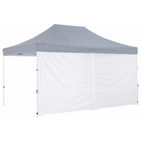 OZtrail Gazebo Wall Solid 4.5 Centre Zip image
