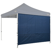 OZtrail Heavy Duty 3m Solid Wall Kit Blue image