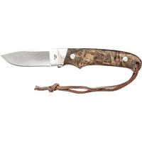 Old Timer Small Pro Hunter Fixed Blade Knife Ironwood PH2W image