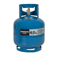 Companion 4kg Gas Cylinder 3/8 LH Fitting image