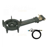 Companion Ring Burner Double with 1000mm Hose and Regulator image