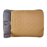 OZtrail Nullarbor Double Hooded Sleeping Bag image