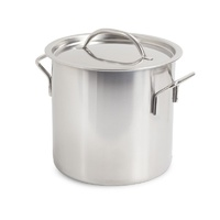 Campfire Stock Pot Stainless Steel 20L image