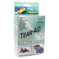 Tear-Aid Type B Vinyl Repair Patches image