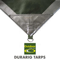 Outdoor Connection Durarig 6 x 8 Tarp image