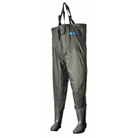 Shakespeare X TACKLE PVC Nylon Chest Waders image