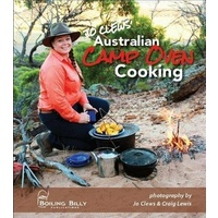 Australian Camp Oven Cooking Jo Clews image