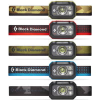 Black Diamond Storm 375 Lumens Waterproof Headlamp image