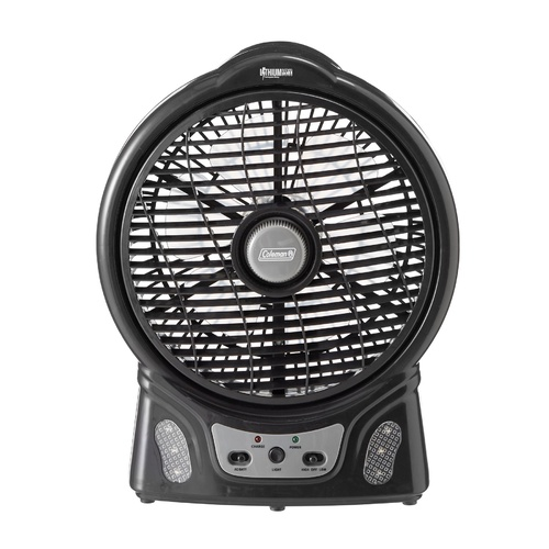 Coleman Rechargeable Lithium Ion Fan 8 inch