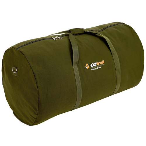 Oztrail Canvas Swag Bag Single