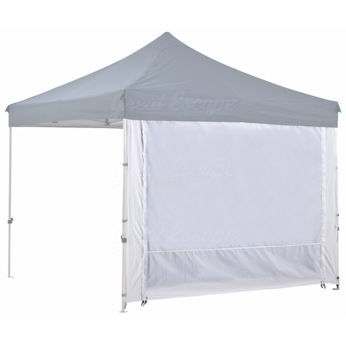 OZtrail Gazebo 2 Zip Door Wall 3.0