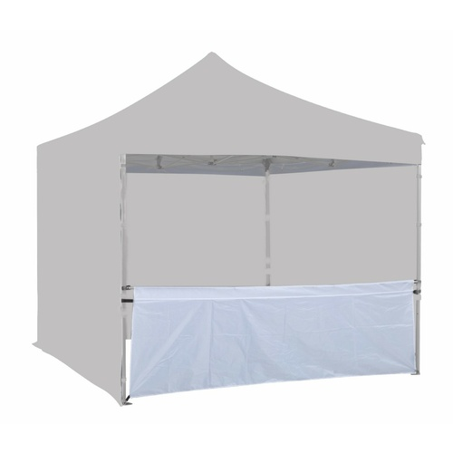 OZtrail Gazebo Solid Wall Half Height